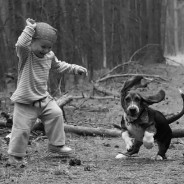 Ways Pets and Children Play Together